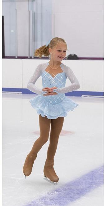Ice & Snow Dress