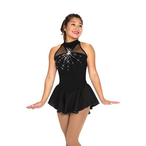 Jerry's Stoneburst Dress - Black Onyx