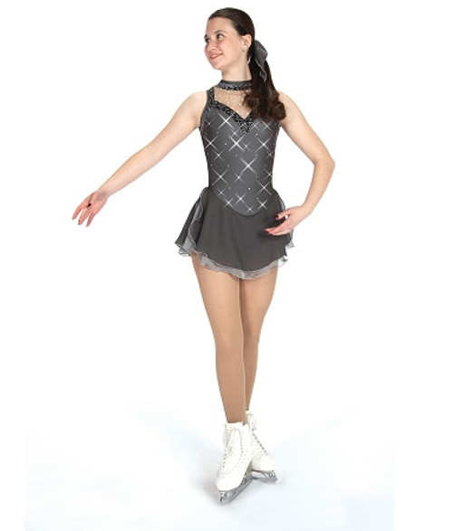 Pewter Panache Dress