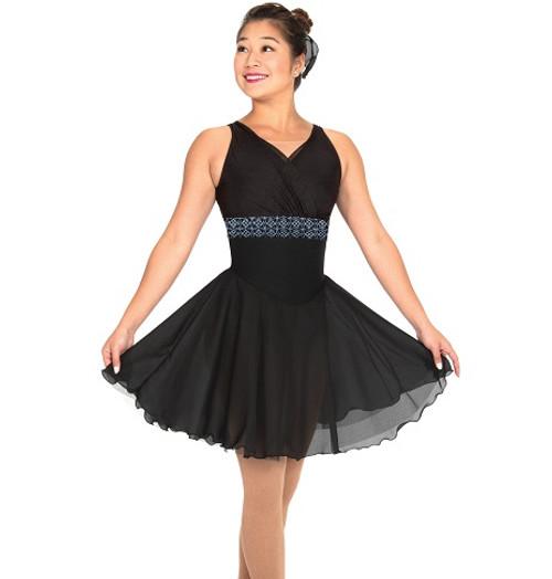 Swan Samba Dress