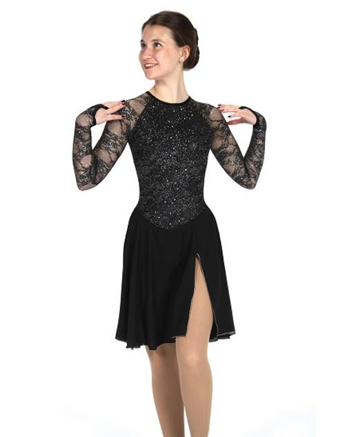 Onyx Dance Dress