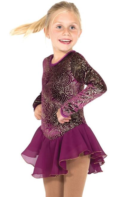 Swirly Girl Skating Dress