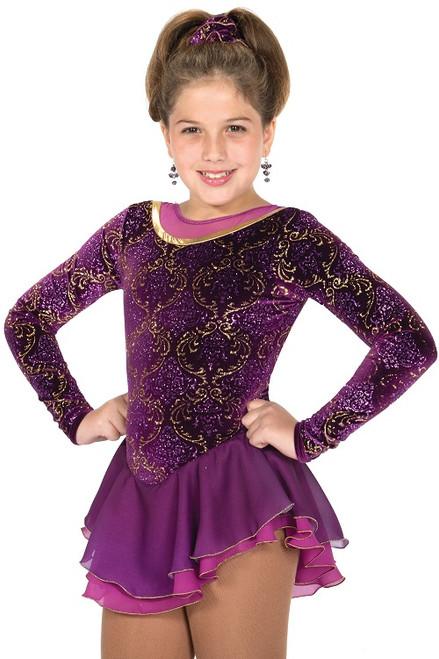 Piece de Resistance Skating Dress