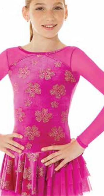 Mondor Dress 12921 - Fuchsia