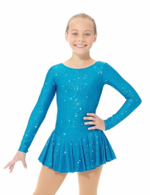 Mondor 666 Dress - Blue