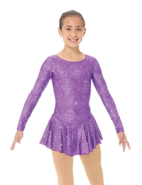 Mondor 666 Dress - Purple