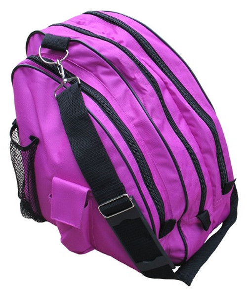 Deluxe Skate Bag - Berry