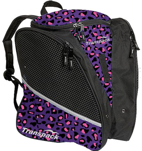 Purple/Pink Leo Transpack Bag