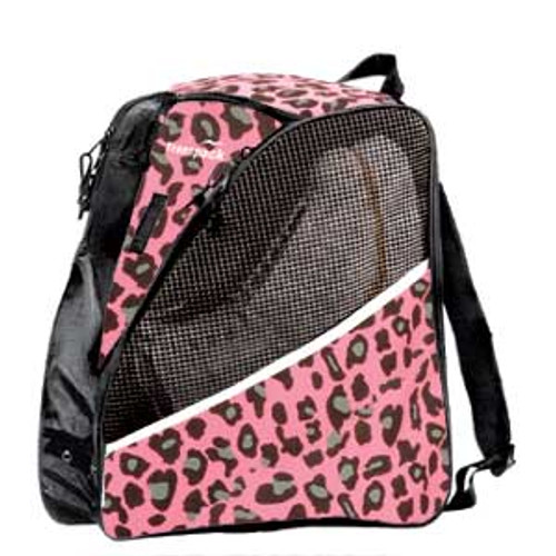 Pink Leo Transpack Bag