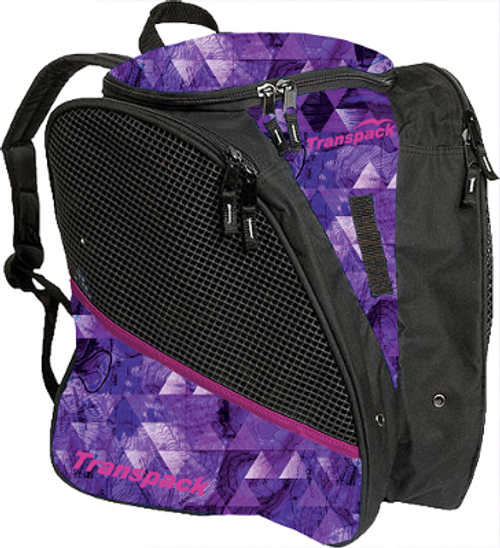 Purple Topo Transpack Bag