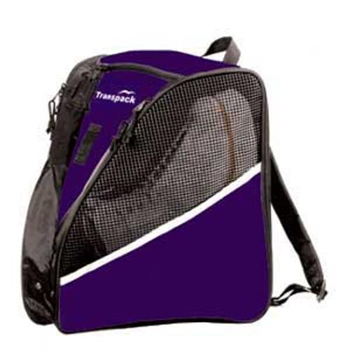 Purple Transpack Bag