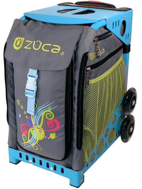 Swirlz Zuca Bag w/Blue Frame
