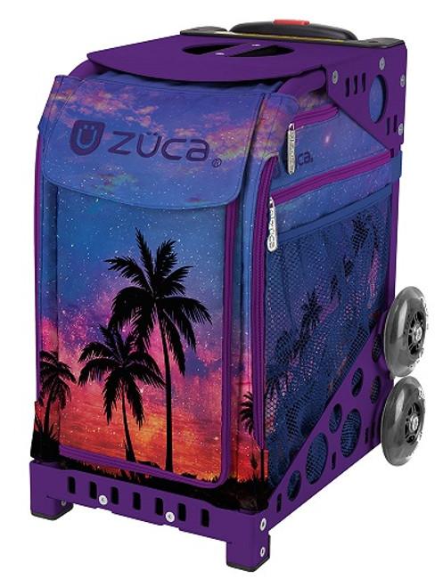 Island Zuca w/Purple Frame