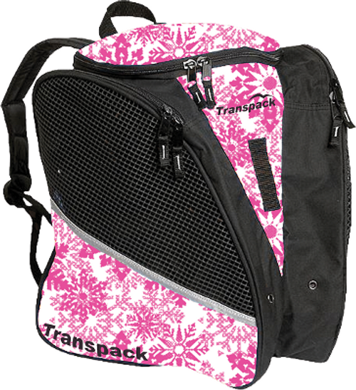 Pink Snowflake Transpack