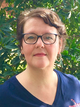 Patti Larkin, CO(R), CPed
