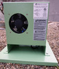Pond aerator cabinet cooling fan