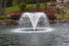 Otterbine Fountain Gemini Spray Pattern