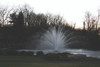 Otterbine Pond Fountain - Equinox Spray Pattern