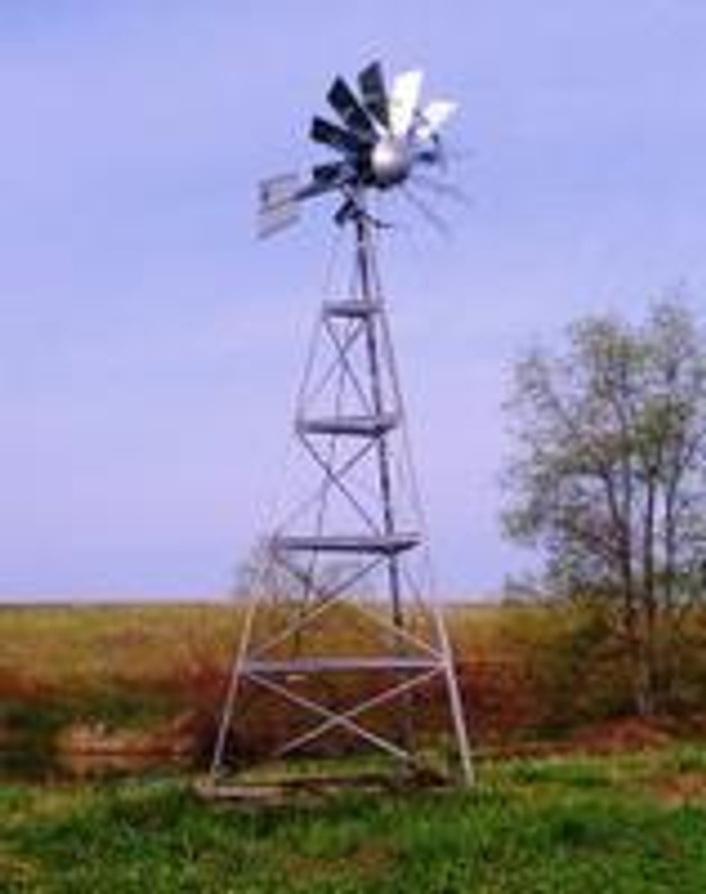 Windmill Aeration