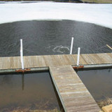 Protecting Your Dock From Ice