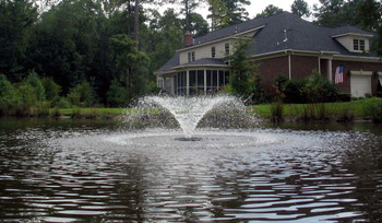 1/2 HP Aerating Fountain by Kasco Marine