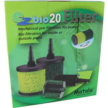 "MATALA EZ Bio filter 8""x8"" Pump Prefilter"