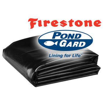Firestone Pondgard EPDM Liner 30'x30'