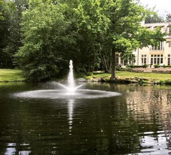 J Series Pond Fountain by Kasco Marine