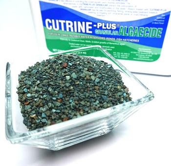 Cutrine Plus Granular Algaecide