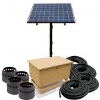 Solar Pond Aeration