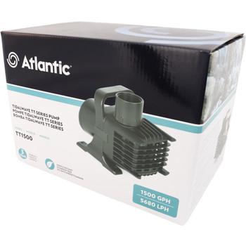 TidalWave 1500 gph Pond & Waterfall Pump by ATLANTIC