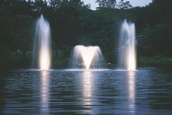 Otterbine Lighting with Rocket and Gemini Patterns