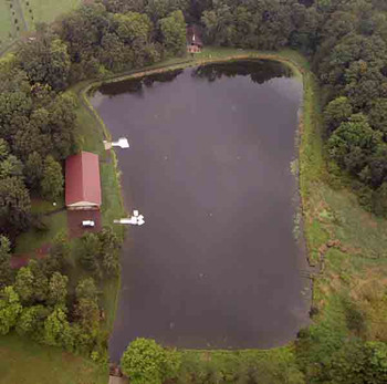 Pond restoration planning
