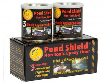 Pond Shield Non Toxic Epoxy Pond Sealer