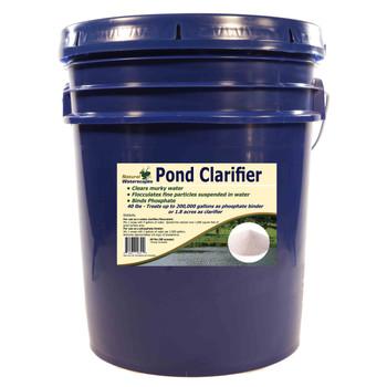Pond Water Clarifier 40 lb