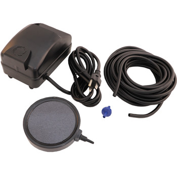 Garden Pond Aerator for up to 1,000 gallon