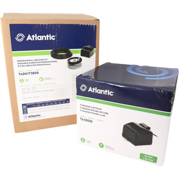 Professional Aeration Kit by Atlantic Water Gardens