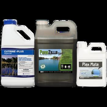 Professional Grade Algae Control