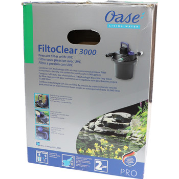 Oase Filtoclear 3000 Pressurized Pond Filter