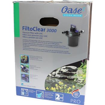 Oase Filtoclear 3000 Pressurized Pond Filter