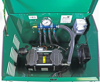PowerAir 4 Bottom Diffused Aeration System by Natural Waterscapes