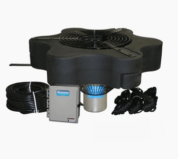 KASCO 8400VFX - 2 HP  Floating Fountain