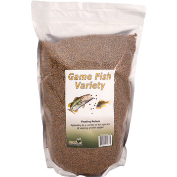 Game Fish Variety Food 7 lb
