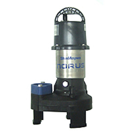 High efficiency waterfall pump, 5,700 gallons per hour