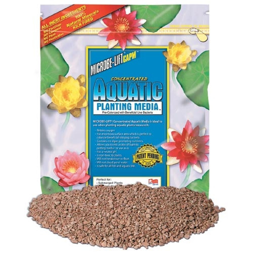 MICROBE LIFT Aquatic Planting Media - 10lb