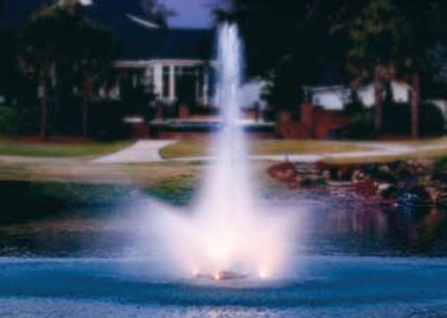 Linden Fountain Pattern - 8' high, 25' diameter