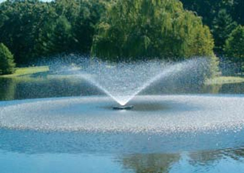 Juniper Fountain Pattern - 4' high, 27' diameter