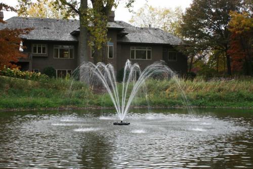 Kasco Cypress Fountain Pattern