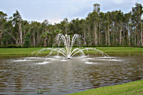 Aquamaster fountain with Prestwick Pattern