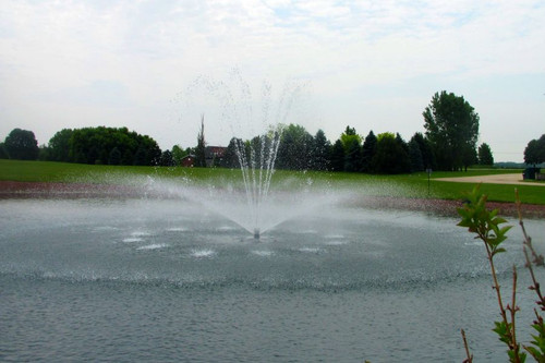 Aquamaster fountain with Arabella Pattern